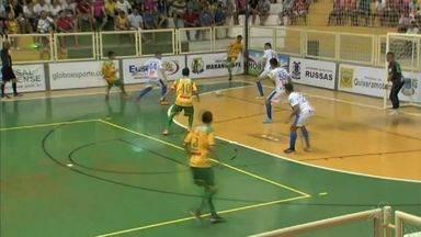 Granja vence em casa na Copa TV Verdes Mares de futsal - Confira com Caio Ricard