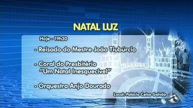 Veja programação do 'Natal Luz' de Garanhuns - Há desfiles de Papai Noel e shows.