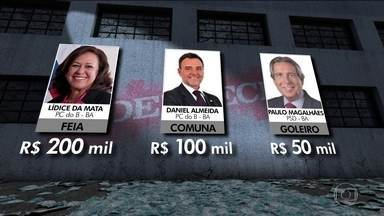 Cláudio Melo Filho relaciona outros nomes de políticos por caixa 2 em campanha - No acordo de delação, Cláudio Melo Filho relaciona outros nomes de políticos que receberam em 2010 doações da Odebrecht no Caixa 2, sem declaração a justiça eleitoral.