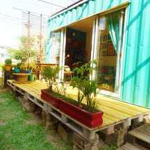 Conheça a primeira casa container do Alto Tietê - Assista ao vídeo