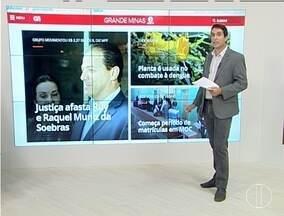 Justiça determina indisponibilidade de empresas de Ruy Muniz foi destaque do G1 - Ação do MPF aponta que Ruy e Raquel são gestores da Soebras.