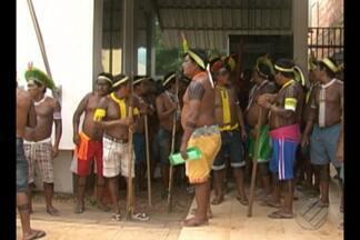 Índios Kayapó pedem ao MPF reunião com a empresa Norte Energia - Eles querem renovar documento que garante benefícios.