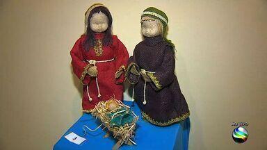 """Exposição """"Celebrar o Natal, Celebrar a Vida"""" ocupa o Corredor Cultural da Secult - Exposição """"Celebrar o Natal, Celebrar a Vida"""" ocupa o Corredor Cultural da Secult."""