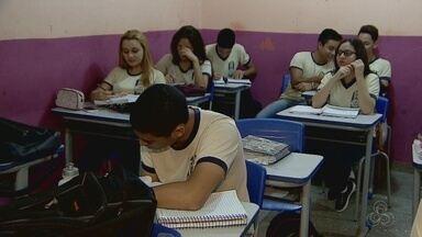 Amapá está entre os 15 estados abaixo da média nacional na área da educação - No Programa Internacional de Avaliação de Estudantes, o Amapá está entre os 15 estados que com desempenhos ruins quanto ao nível de aprendizagem em matemática, ciências e leitura.