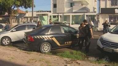 No Amapá, polícias Civil e Federal fazem busca e apreensão na casa de deputados - Operação é comandada pelo Ministério Público do Amapá.