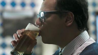 Cerveja Brahms - Para você que não é tão popular