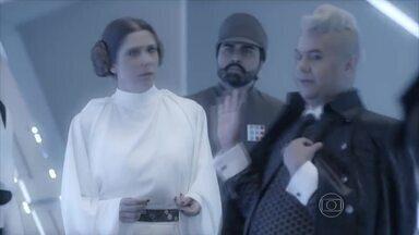 Star Wars (Nova versão) - Em breve, num cinema perto de você!
