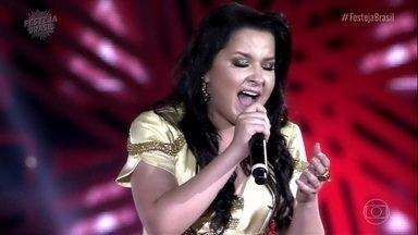 Programa de 14/12/2016 - Camila Queiroz e Joaquim Lopes apresentam show com cantores de sucesso do sertanejo.
