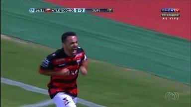 Gilsinho espera repetir boa atuação na campanha de 2017 pelo Atlético-GO - Jogador fez um dos gols mais bonitos do time na temporada 2016.