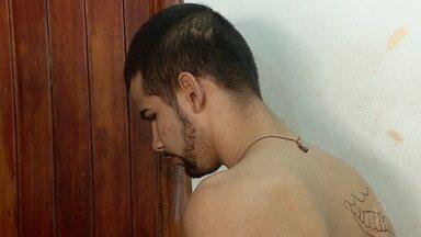 Suspeito de ter participado de assassinato de estudante de direito é preso em Macapá - Ele tinha três mandados de prisão em aberto e é suspeito de ter participado de um assassinato na capital.