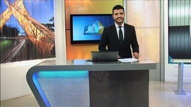 Confira os destaques do JA 2ª edição desta quinta-feira (15) - Entre os principais assuntos está a morte de piloto em queda de avião, em Goiás.