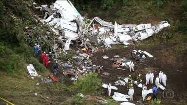 Piloto e LaMia são responsáveis por queda de avião, conclui investigação - O comandante Miguel Quiroga, um dos sócios da companhia aérea boliviana, também morreu no acidente.
