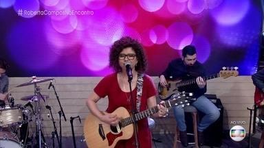 Roberta Campos canta 'Minha Felicidade' - Música é trilha sonora da novela 'Sol Nascente'