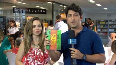 Escritora Dayse Porto fala sobre o livro 'Série Ó Paí Ó – Ritmo e Cultura da Bahia na TV' - Escritora Dayse Porto fala sobre o livro 'Série Ó Paí Ó – Ritmo e Cultura da Bahia na TV'