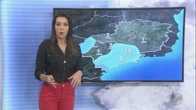 Confira a previsão do tempo para sábado (24) na região de Ribeirão Preto - Há expectativa de chuva com ventos fortes durante o Natal.