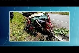 Jovem embriagado provoca acidente na BR-116 - O jovem será encaminhado a delegacia assim que sair do hospital.