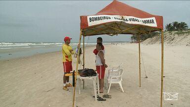 Quem vai curtir a praia, é preciso ter muito cuidado - Quem vai curtir a praia, é preciso ter muito cuidado
