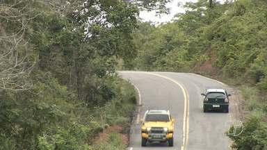 Falta de infraestrutura nas estradas apresenta riscos para condutores - Santarenos devem estar atentos para as condições do carro e da estrada.