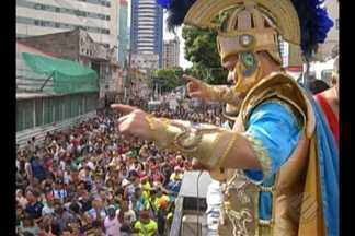 Bloco Império Romano celebra Natal ao som das marchinas carnaval - O bloco já é uma tradição na capital paraense.