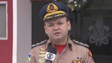 Corpo de Bombeiros dá dicas de segurança para quem vai soltar fogos de artifício - Coronel Gregório esclarece sobre o assunto.