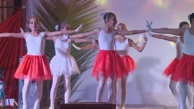 Musical de Natal é apresentado por igreja em Manaus - Apresentação ocorreu na Igreja Santa Mônica.