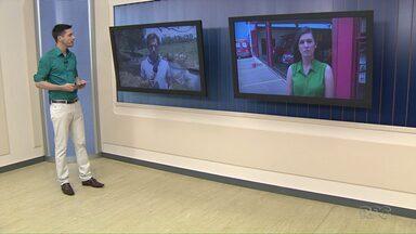 Casos de afogamento preocupam - Repórteres falam ao vivo de Ponta Grossa e Guarapuava, sobre os últimos casos.
