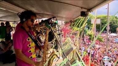 Carnaval de São Paulo tem blocos temáticos para todos os gostos - O ano nem se despediu ainda e já tem gente contando os dias para o primeiro grande feriado de 2017: o Carnaval. A festa pelas ruas de São Paulo aumenta todo ano. Desta vez serão quase 500 bloquinhos de rua.