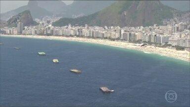 Dois milhões de pessoas devem receber 2017 na Praia de Copacabana - A programação inclui samba, rock e um encontro especial, entre Elba Ramalho, Alceu Valença e Geraldo Azevedo.