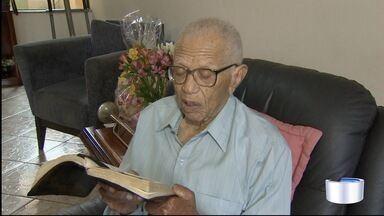 Pastor da Assembleia de Deus em Taubaté morreu em Guará - Ele tinha 101 anos e foi internado para tratar de uma epidemia.