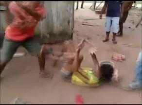 Polícia identifica cinco suspeitos de agredirem travesti na região norte do Tocantins - Polícia identifica cinco suspeitos de agredirem travesti na região norte do Tocantins