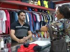 Feriados agradam trabalhadores, mas preocupam comerciantes de Araguaína - Feriados agradam trabalhadores, mas preocupam comerciantes de Araguaína