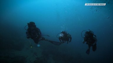 Mergulho Na Ilha De Kosrae