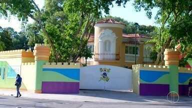 Abertura da Cidade da Criança em Campos, RJ, é adiada devido a falta de estrutura - Construção do parque custou R$ 17 milhões de reais.