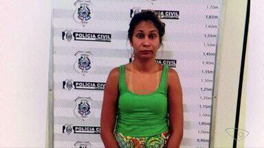 Suspeita de tráfico no ES é presa após ostentar vida de luxo - Jovem publicava nas redes sociais fotos de viagens e carros importados.Além dela, outros três homens participantes do grupo foram detidos.