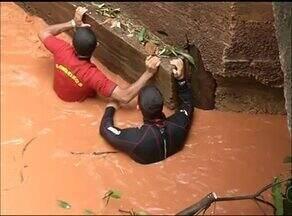 Corpo de mulher que foi arrastada por correnteza em Araguaína é identificado - Corpo de mulher que foi arrastada por correnteza em Araguaína é identificado