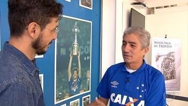 Ídolo do Cruzeiro, Nonato dá conselho para laterais superarem os desafios da função - Ídolo do Cruzeiro, Nonato dá conselho para laterais superarem os desafios da função