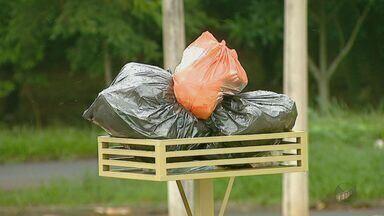 Greve de coletores chega ao 3º dia e lixo se acumula em Matão - Empresa, prefeitura e trabalhadores ainda não chegaram a um acordo.