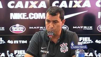 Confira como foi o primeiro dia de treinamento do Corinthians - Confira como foi o primeiro dia de treinamento do Corinthians