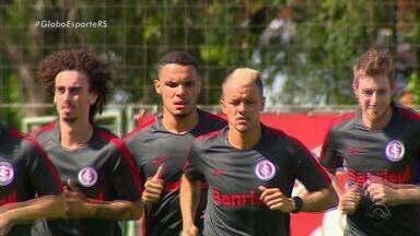 Reforço para 2017, zagueiro Neris já treina com o Inter - Assista ao vídeo.