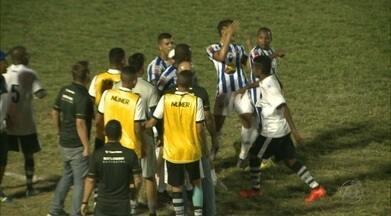 Atlético-PB vence o Botafogo-PB em jogo marcado por confusões e polêmica de arbitragem - Trovão Azul fez 1 a 0 no Belo, que reclamou muito da arbitragem de Antonio Umbelino