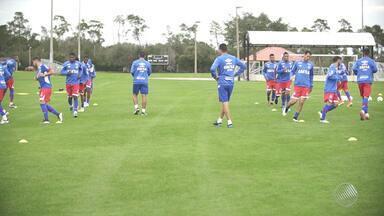 Bahia estreia na Florida Cup nesta quinta-feira (12) - Primeiro jogo do tricolor será contra o time alemão Wolfsburg.
