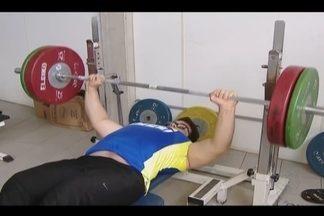 Com calendário paralímpico cheio, halterofilistas voltam aos treinos em Uberlânida - Por pódio em 2017, para-atletas buscam motivação a mais durante treinos na cidade uberlandense