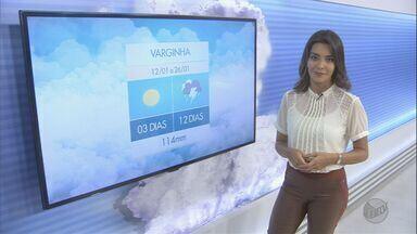 Confira a previsão do tempo para esta sexta-feira (13) no Sul de Minas - Confira a previsão do tempo para esta sexta-feira (13) no Sul de Minas