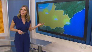 Previsão é de tempo seco e ensolarado na região de Curitiba e no litoral - O tempo firme deve durar alguns dias e o calor volta com tudo.