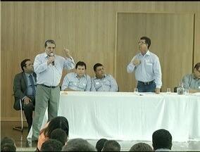 Eleição da Amams acontece com polêmicas no Norte de Minas - José Reis, prefeito de Bonito de Minas, foi o eleito.