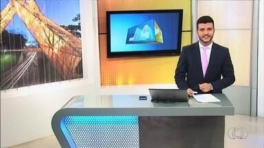 Confira os destaques do JA 2ª edição desta quinta-feira (12) - Entre os principais assuntos está a prisão de um suspeito de vender celulares roubados, em Goiás.