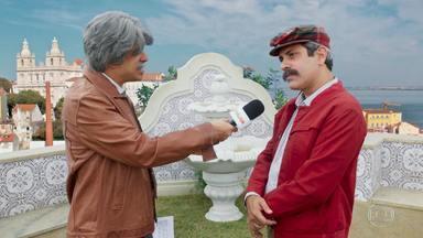 Tá no Ar: a TV na TV - Episódio do dia 24/01/2017, na íntegra - Confira o primeiro episódio da quarta temporada