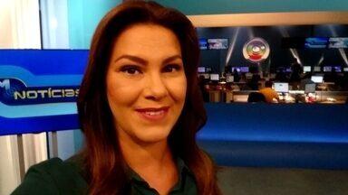 Nilessa Tait traz os assuntos do TEM Notícias no noroeste paulista - Nilessa Tait traz os assuntos do TEM Notícias no noroeste paulista nesta quarta-feira (18).