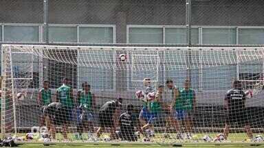 Grêmio treina no CT Luiz Carvalho - Assista ao vídeo.