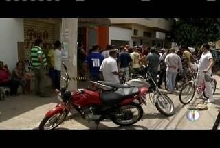 Suspeitos de matar mototaxista em Valadares são presos - Crime foi na última segunda-feira.